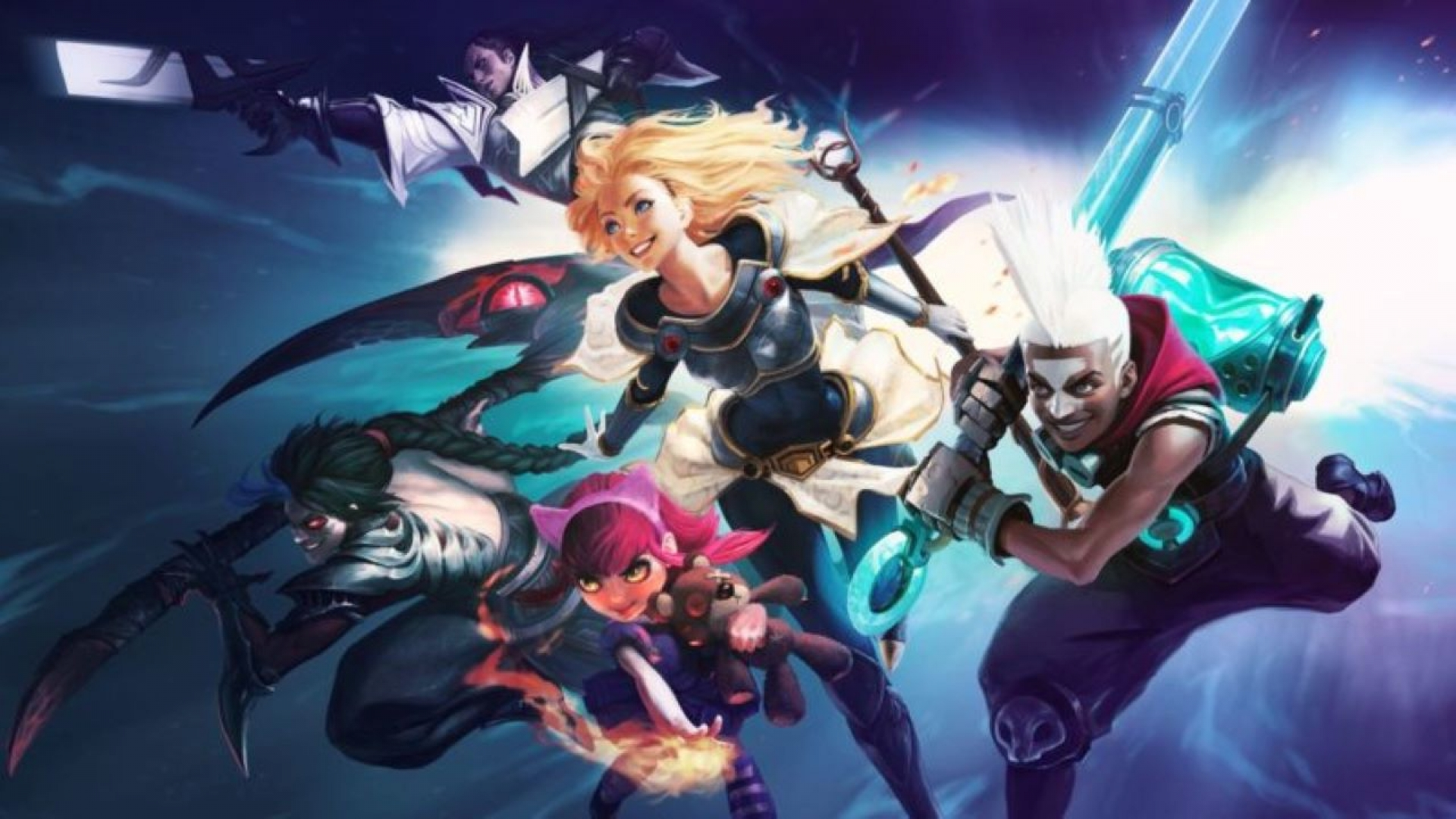 Curso de coach sobre League of Legends